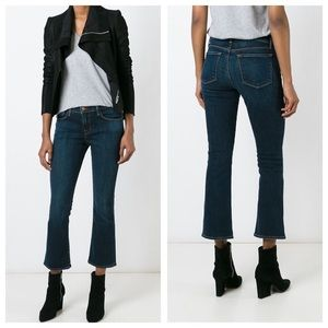 J Brand Selena Bootcut Jeans in Lonesome